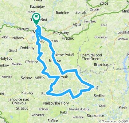 Borec 2019 - 180 km