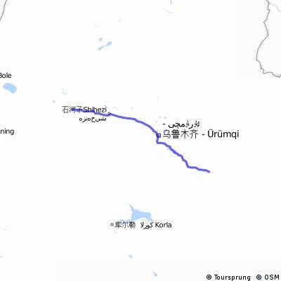 13.June-Turfan-Changji-Wusu