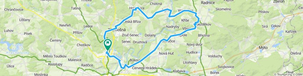 Pohodar 2019 - 50 km