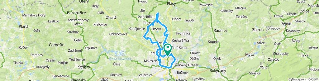 Nadsenec 2019 - MTB 62 km