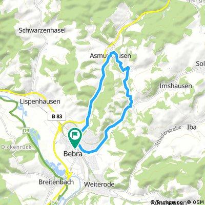 HandwerkErlebnisroute Tour 3 - Berglandkräuter Hessen
