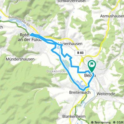 HandwerkErlebnisroute Tour 4 - Kreisheimatmuseum Rotenburg an der Fulda
