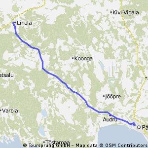 Lihula-Pärnu