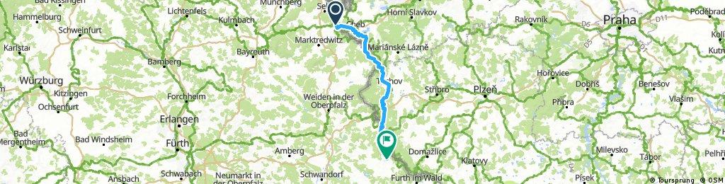 Day 3 - Dresden to Vienna