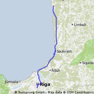 Svetciems-Riga