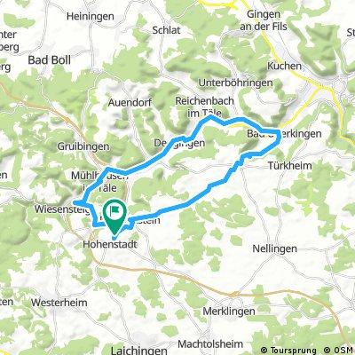 Hohenstadt Bad Überkingen