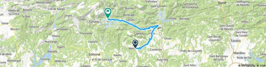 Montmajor - Sant Llorenç