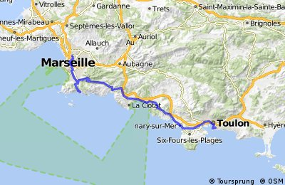 053 May 1st: Marseilles to Toulon
