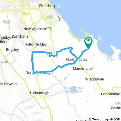 Short 15 miles - local