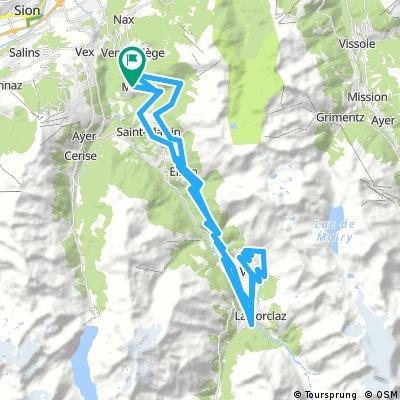 Alpage de Cotter (2161 m)