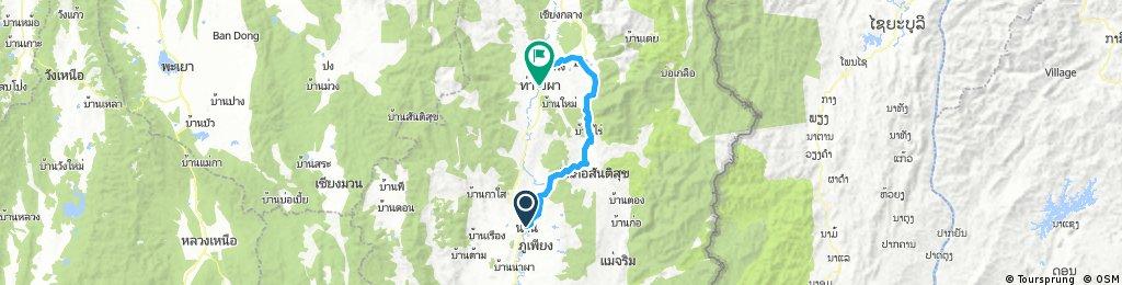8) Nan - Pua - Tha Wang Pha