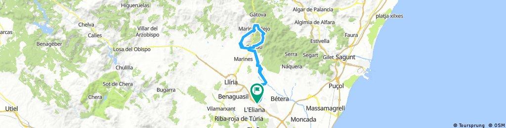 MARAVISA - LA HOYA - OLOCAU