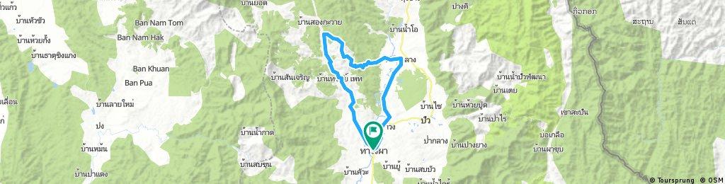 8*) Tha Wang Pha tour
