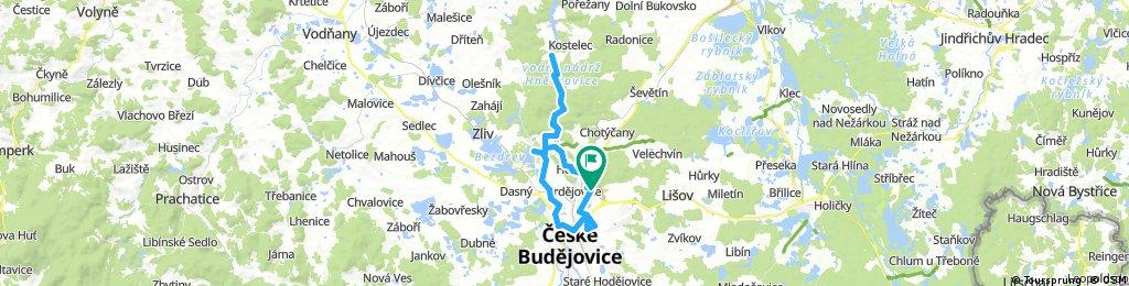 Long ride through Borek
