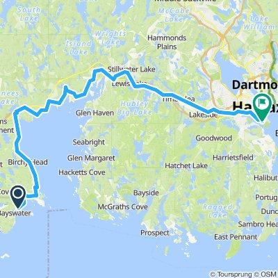 Bayswater-Halifax
