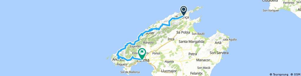 Nordküste Mallorca