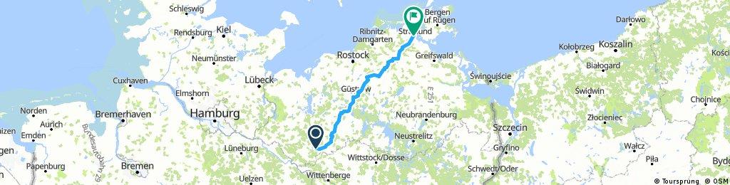 3. Grabow -Stralsund