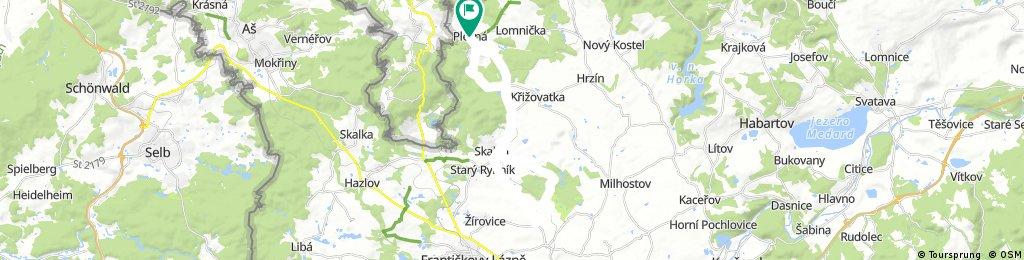 Plesenský výšlap 2017 - 25 km