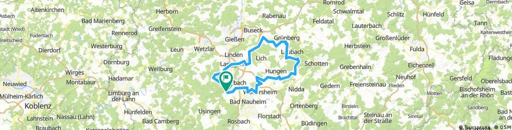 RTF RV Hoch-Weisel Tour 2