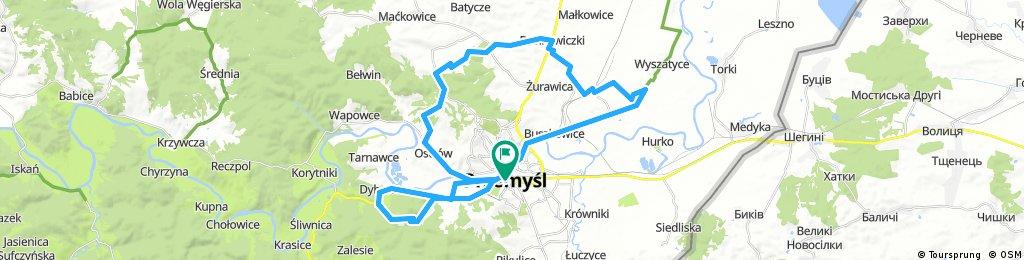 Bike Town Przemyśl 2017   01.05.2017