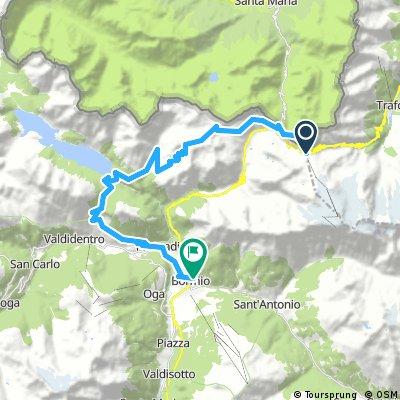 MTB Stelvio Pass - Bormio