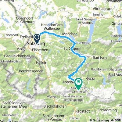 Tag 3 Radtour 2017 Radrunde LuFla Extrem