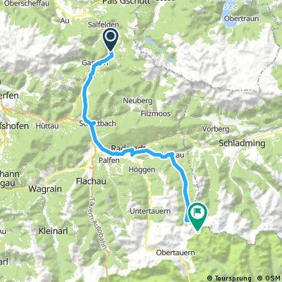 Tag 4 Radtour 2017 Radlrunde LuFla - Extrem
