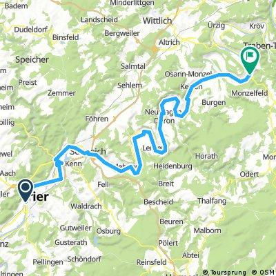 23_Trier – Schweich – Bernkastel-Kues