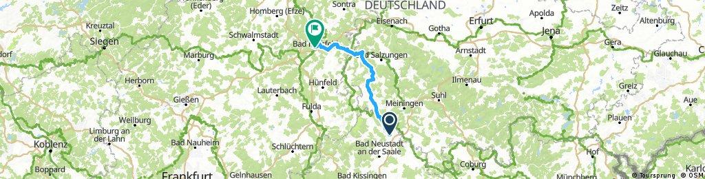 Mellrichstadt-Bad Hersfeld