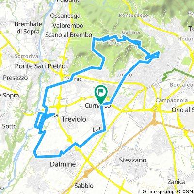 San Vigilio - Pascolo dei Tedeschi - Madonna del Bosco