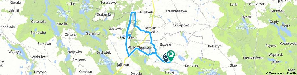 Janowko Bike 03 - 33 km