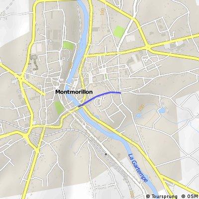 Montmorillon (parcours inconnu)