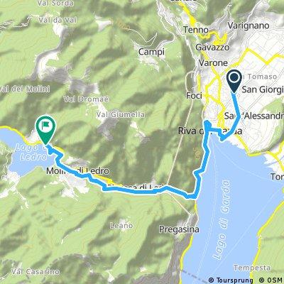 Garda-Jezioro Mezzolago