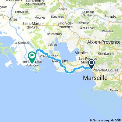 1. Et. Marseille - Port Saint Louis du Rhône