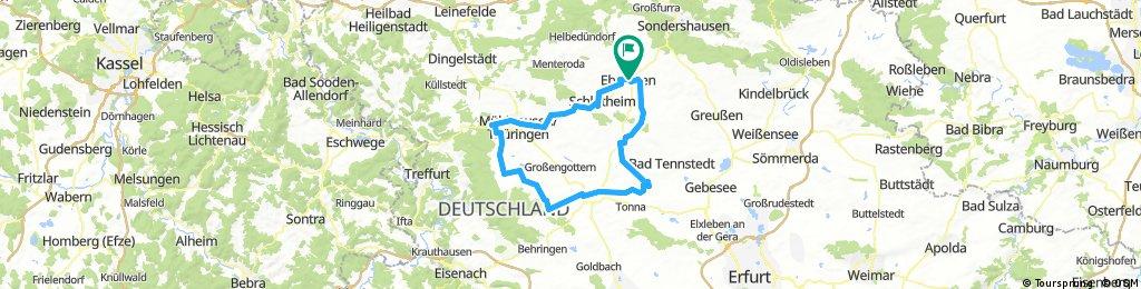 Mühlhausen, Bad Langensalza