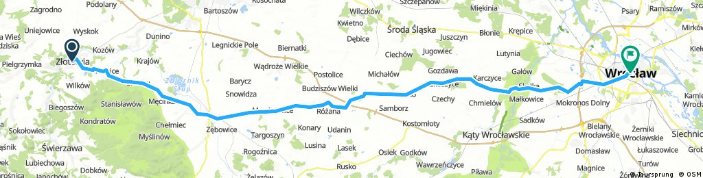 2017.05.04 Poland | Złotoryja to Wrocław