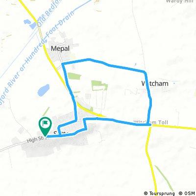 Sutton, Mepal, Witcham Loop