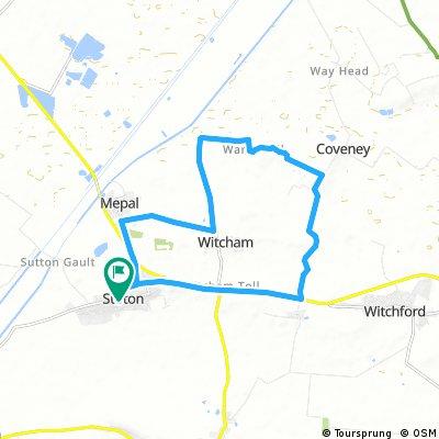 Sutton, Wardy Hill Loop