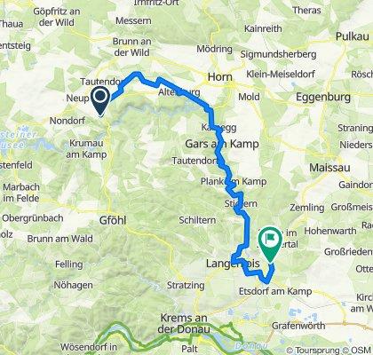 🚴♀️E*Bike🇦🇹 20.06.17.- 2.Tag Kamptalradweg Altpölla-Straß