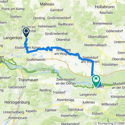 🚴♀️E*Bike🇦🇹21.06.17.- 3.Tag Wagram Tour Straß -Tulln