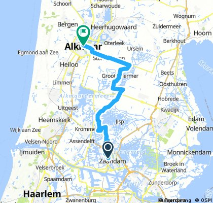 Zaandam-Alkmaar