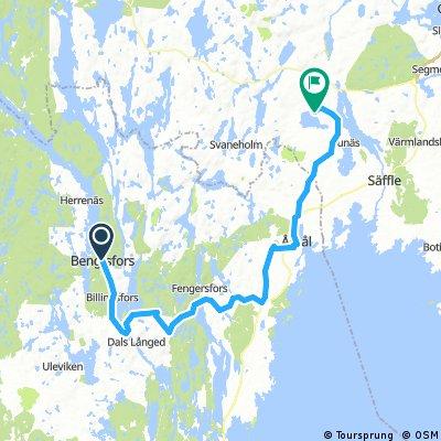 Bengtsfors - Östensby