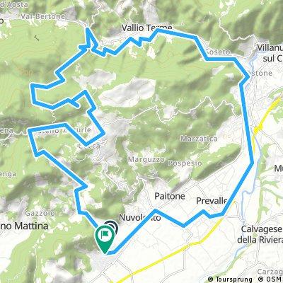 Cariadeghe Tour