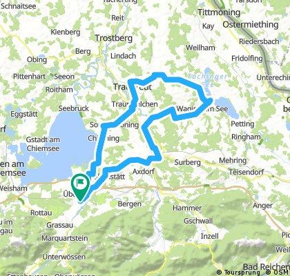 Übersee-Chiemsee-Waginger_See