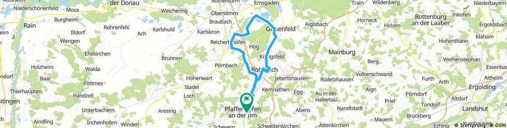 PAF Geisenfeld Manching