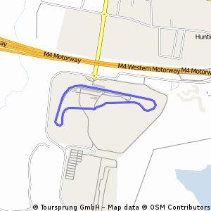 Marconi race night criterium ECR