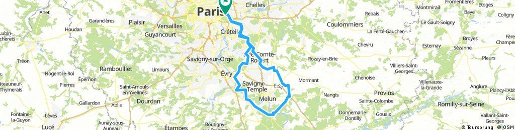 Vincennes-Dammarie-les-Lys-Vincennes
