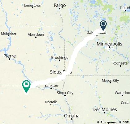Ride to Nebraska