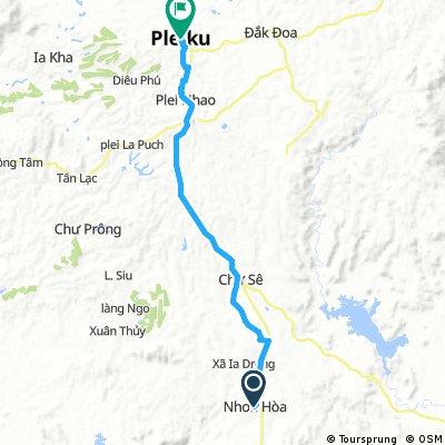 16) Nhon Hoa - Pleiku