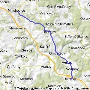 13.06.2008 Mnichovice - Ostředek